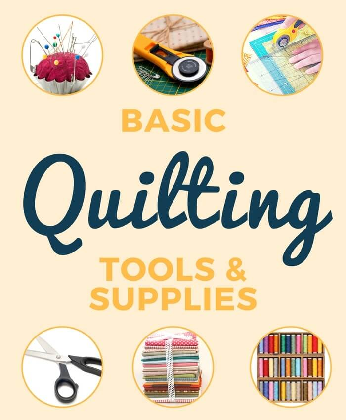 Quilting Supplies for Beginners : supplies for quilting - Adamdwight.com