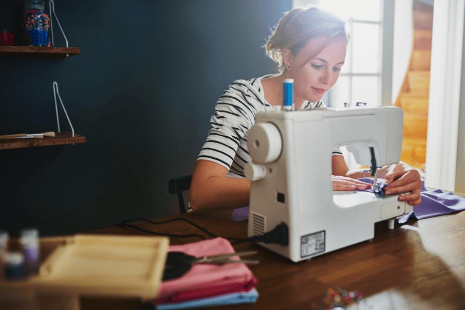 Best sewing machines FI
