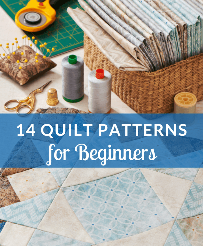 quilt patterns beginners
