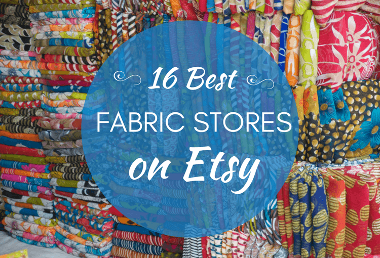 Best Fabric Shops On Etsy