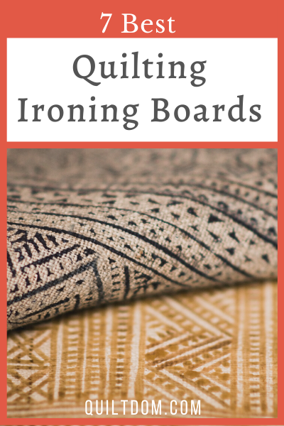 Best quilting ironing boards. In this post, we review and help you choose the best quilters ironing board for your upcoming quilting projects.