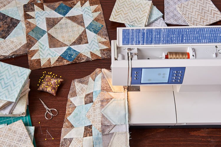 sewing quilt machine quilting