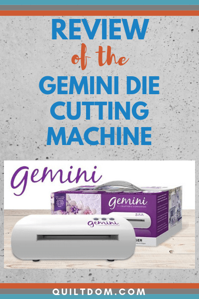 Gemini Die Cutting Review