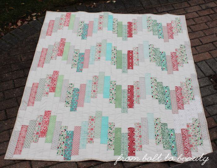 From bolt to beauty website Jelly Roll Quilt Patterns