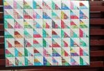 Fat Quarter Quilt Pattern