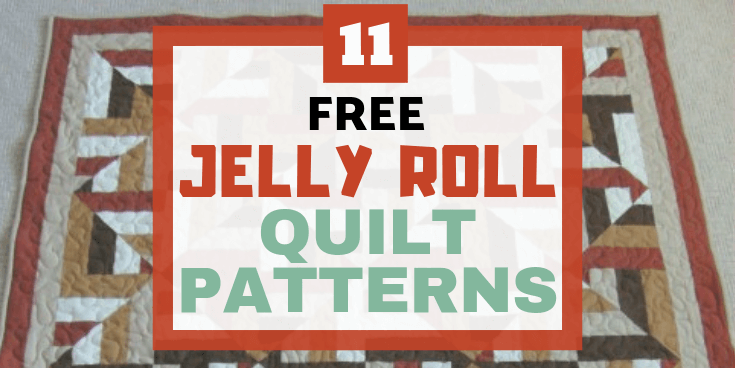 featured image of jelly roll quilt patterns