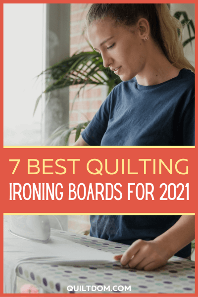 Best quilting ironing boards. In this post, we review and help you choose the best quilters ironing board in 2021 for your upcoming quilting projects.