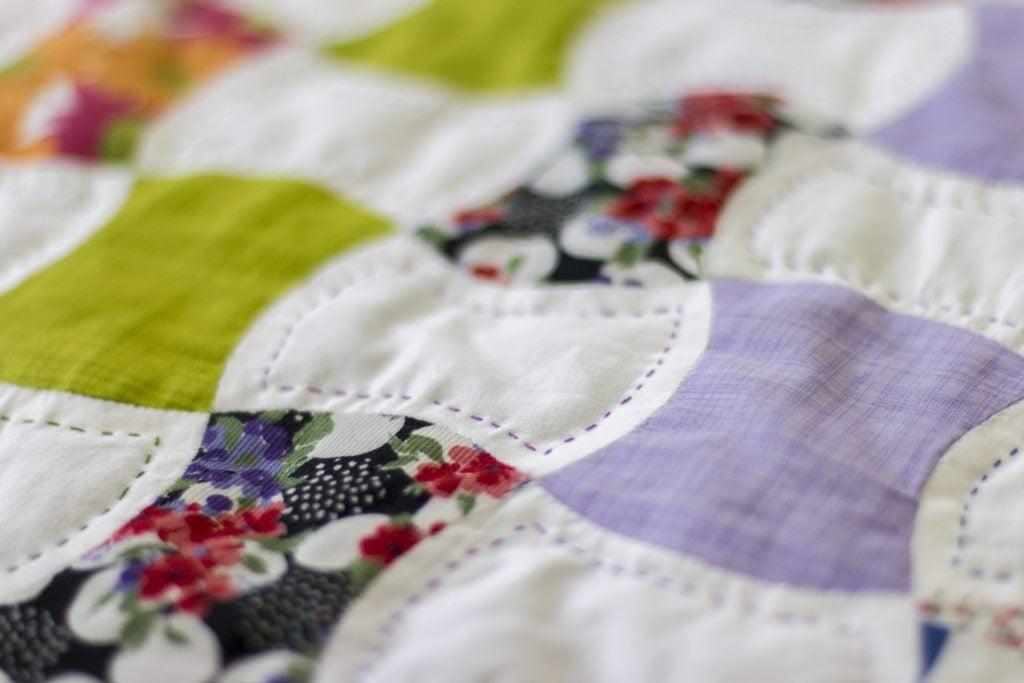 scrap quilt design