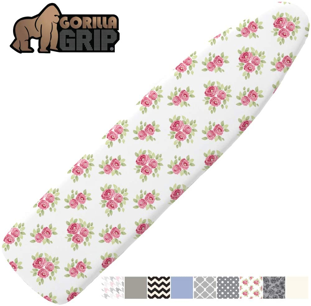 Gorilla Grip Reflective Silicone Ironing Board Cover