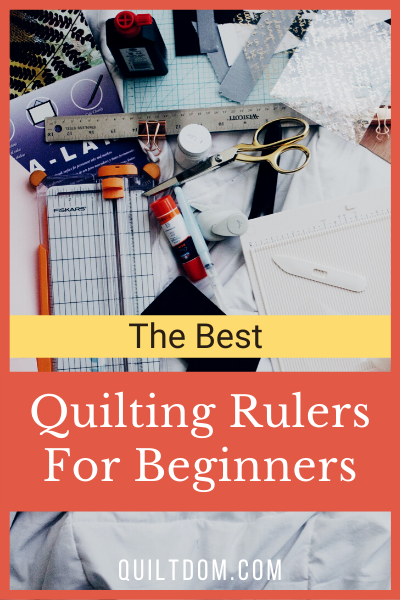 After purchasing a quality rotary mat and cutter, you must decide on the best quilting rulers you will need to cut all your fabric.