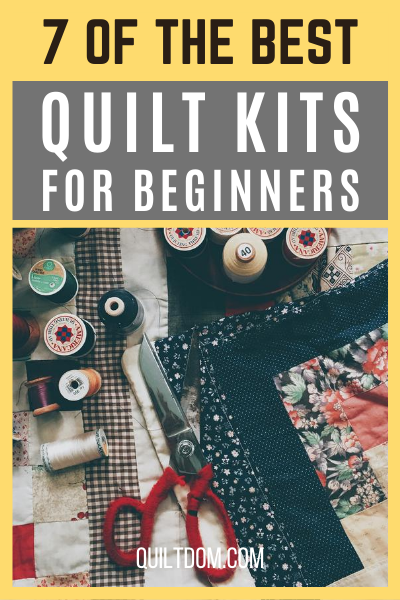 Ready to get started with your quilting journey? Learn about our list of beginner quilting kits that you will definitely love.