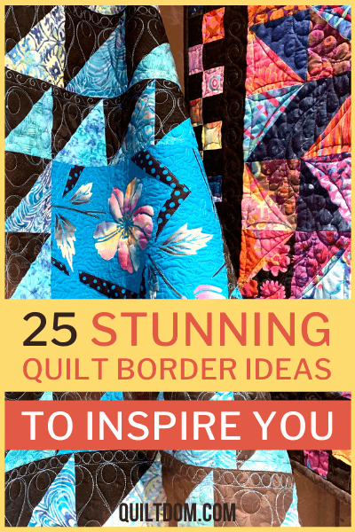 Looking for fresh and unique quilting border ideas? Check out our collection of great border ideas for your next quilt project.