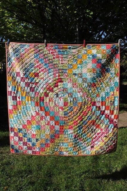 around the world quilts 1