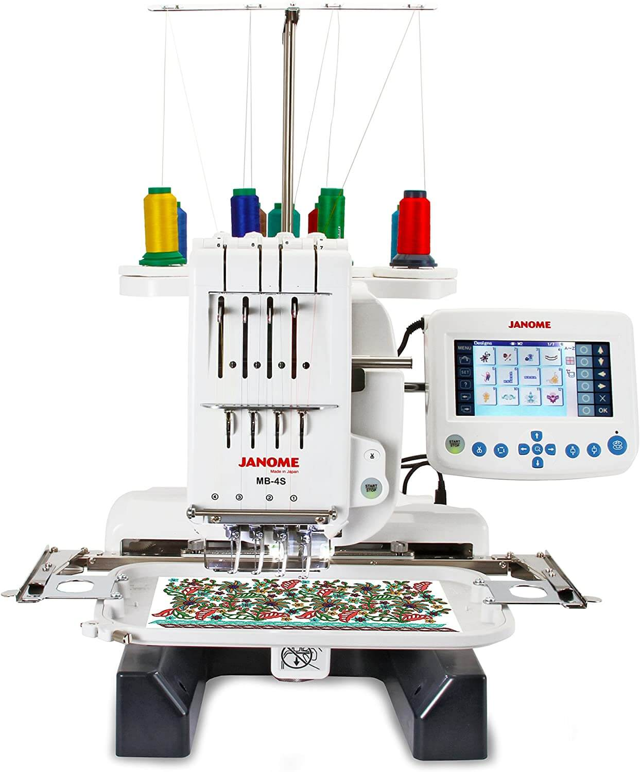 embroidery machines for quilters 5