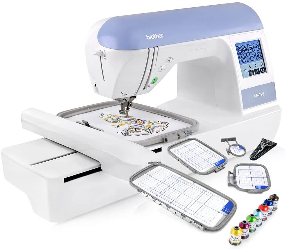 embroidery machines for quilters 6