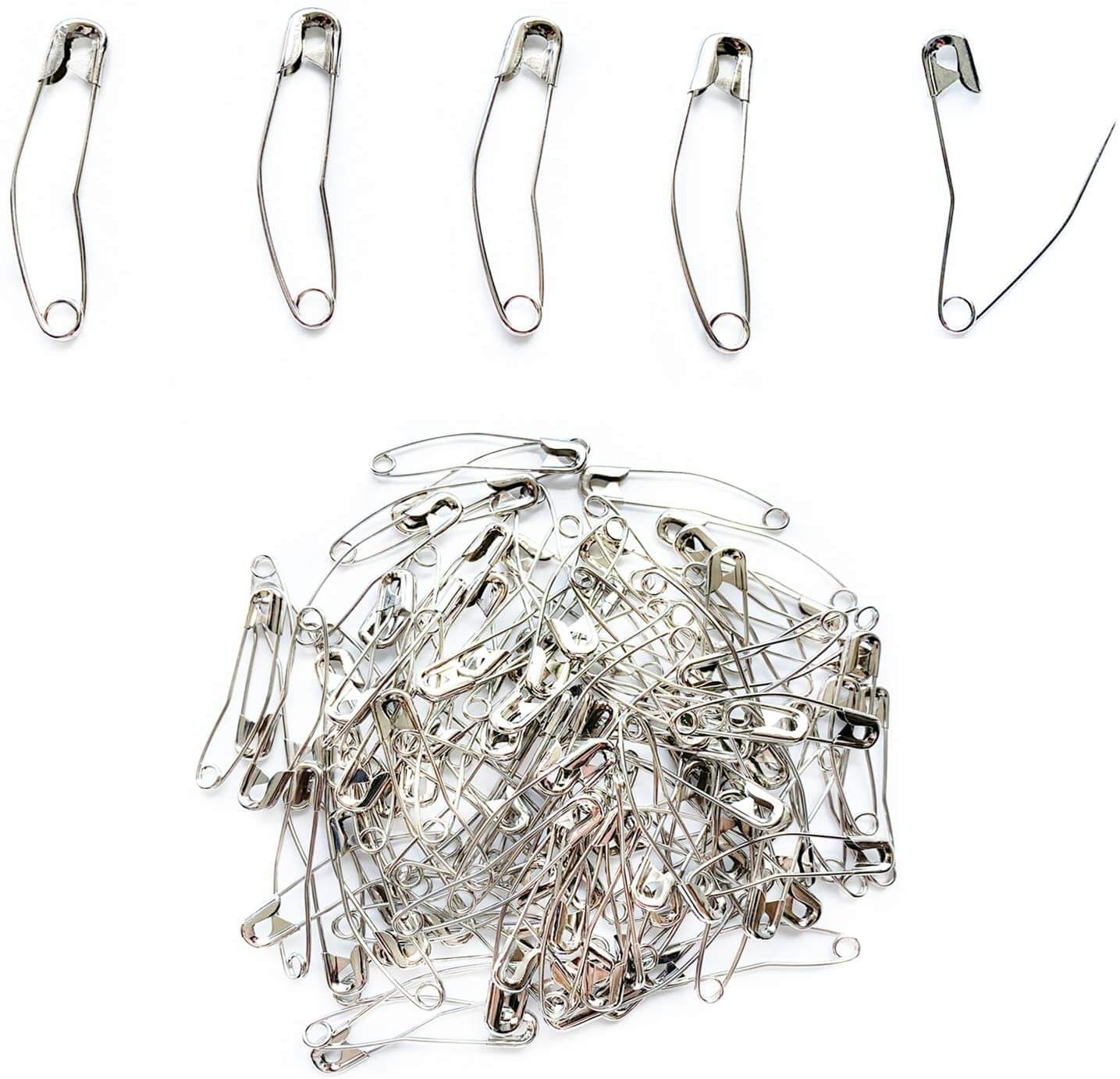 Curved Safety Pins For Quilting 6