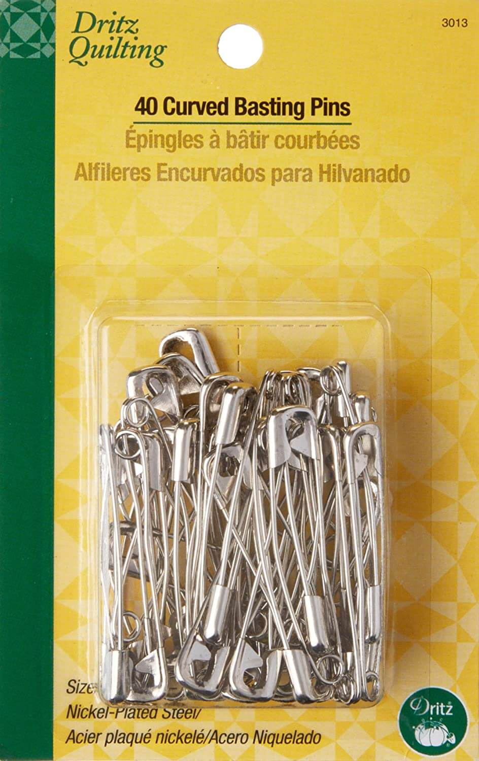 Curved Safety Pins For Quilting 7
