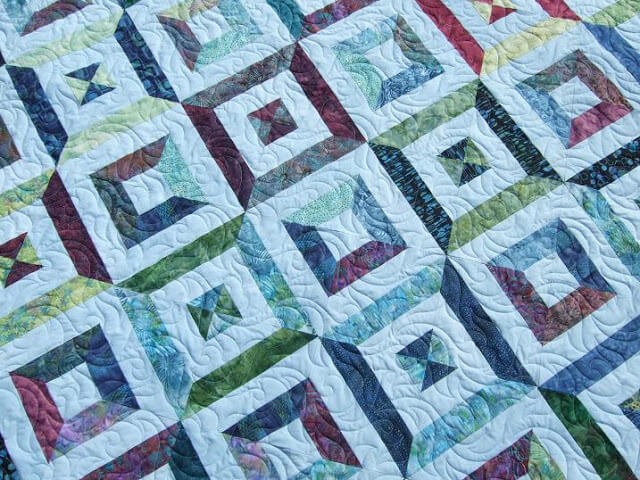 summer in the park quilts 1