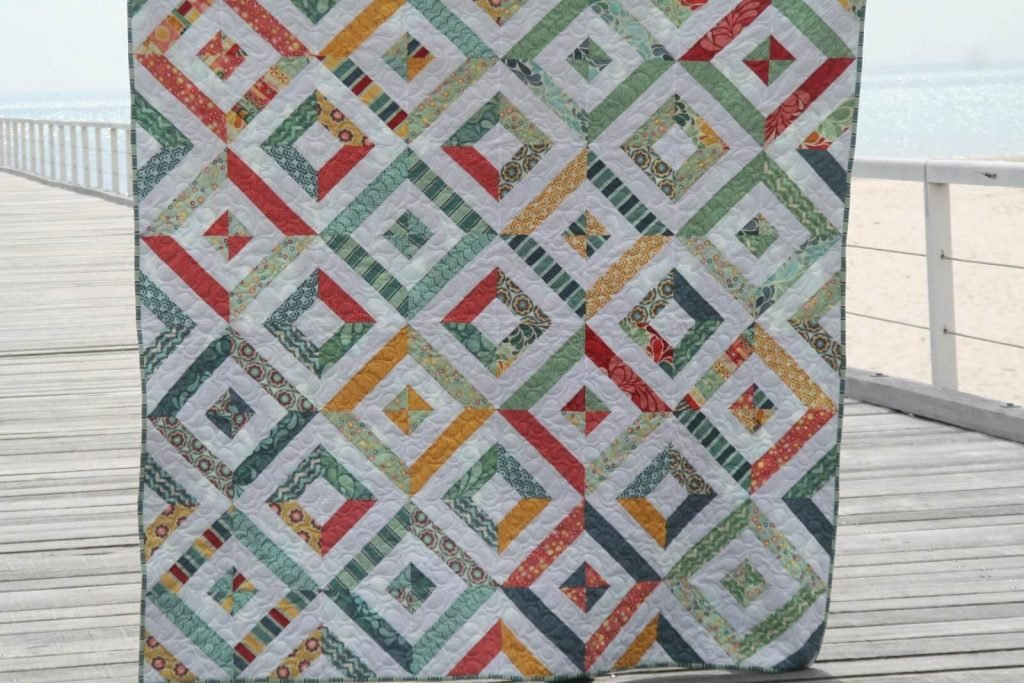 summer in the park quilts 2