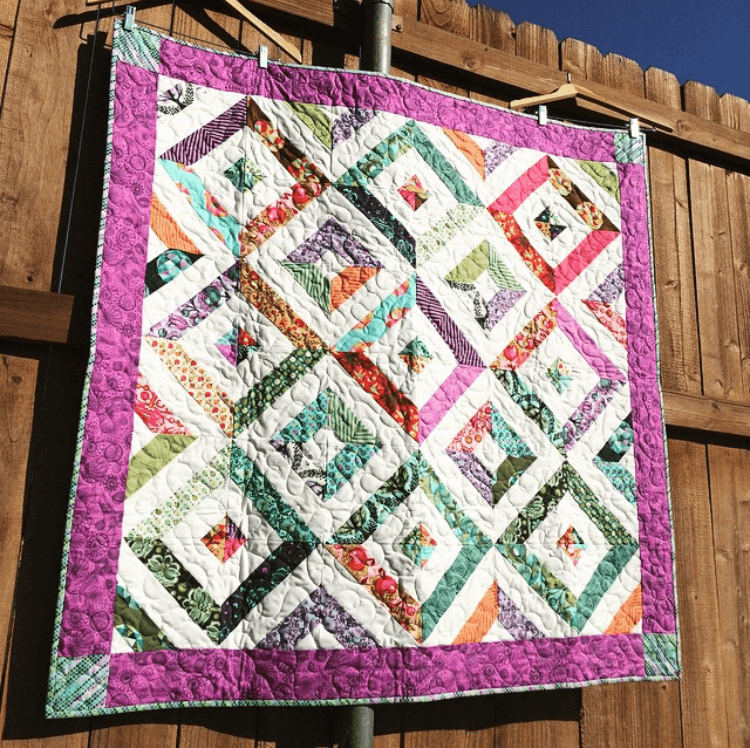 summer in the park quilts 5