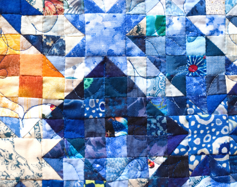 trip around the world quilts FI