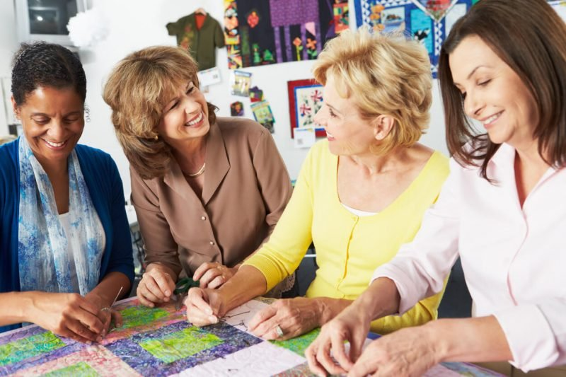 women quilting, Quilting Games