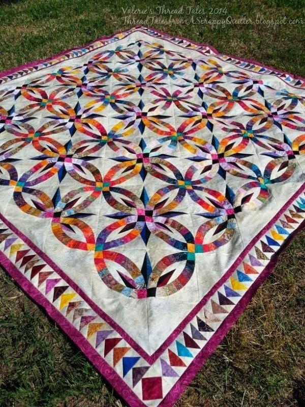 The Bali Wedding Quilt