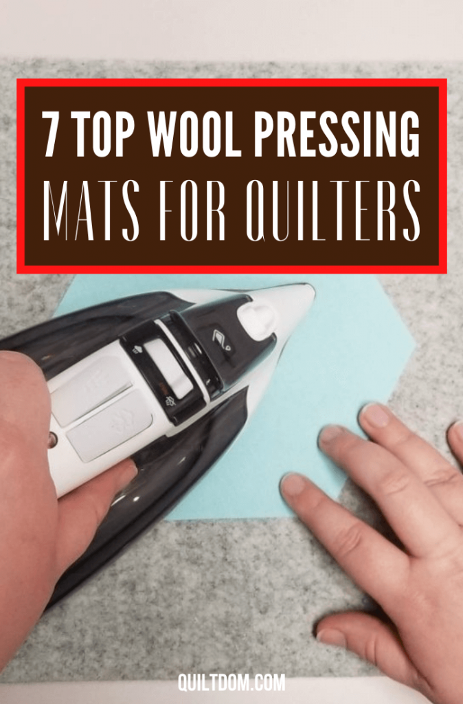 Looking for the perfect pressing mat for every quilting project you are doing? In this post, check out our review of the top wool pressing mats for quilters.