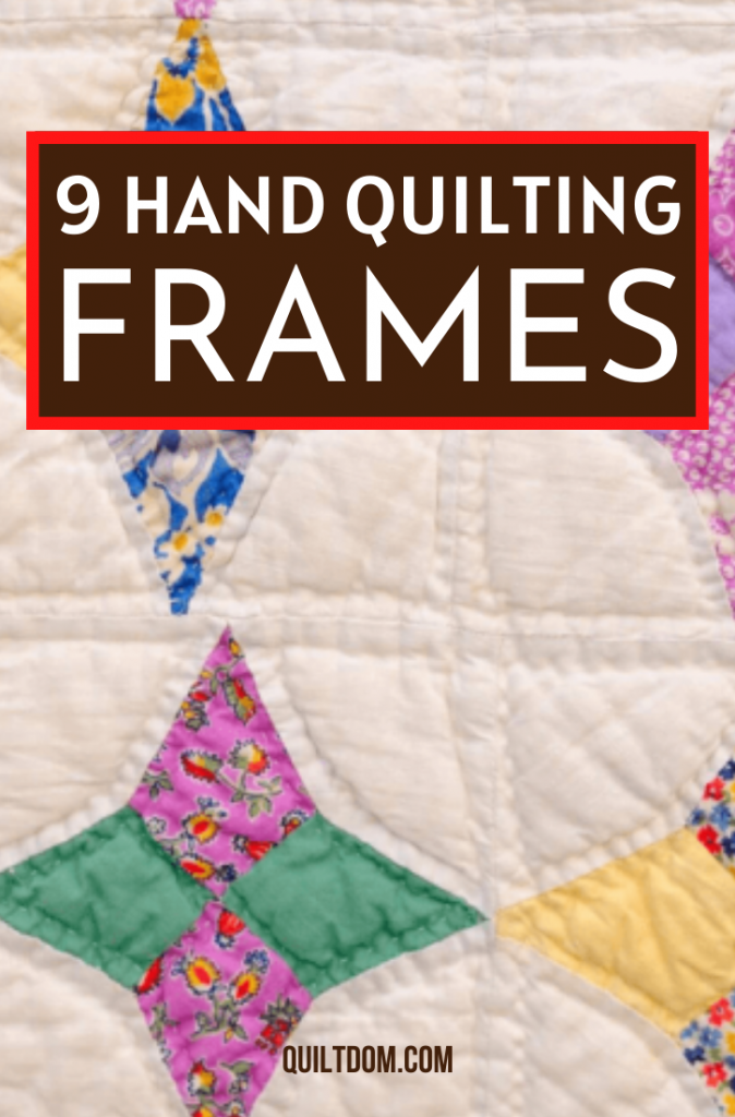 Hand sewing just made better when you have larger quilting hoops. Upgrade your fabric crafts creation and check out our review of the best hand quilting frames on the market today.