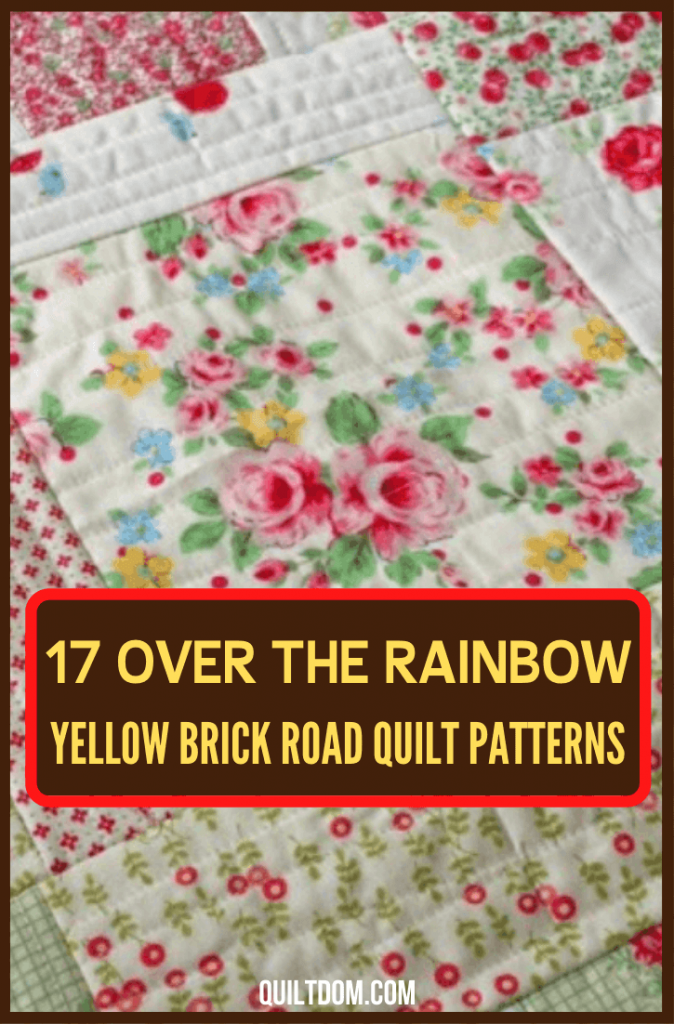 Do you want to try new quilt patterns for your next quilting project? Check out our collection of must-try yellow road brick quilt patterns in this post.