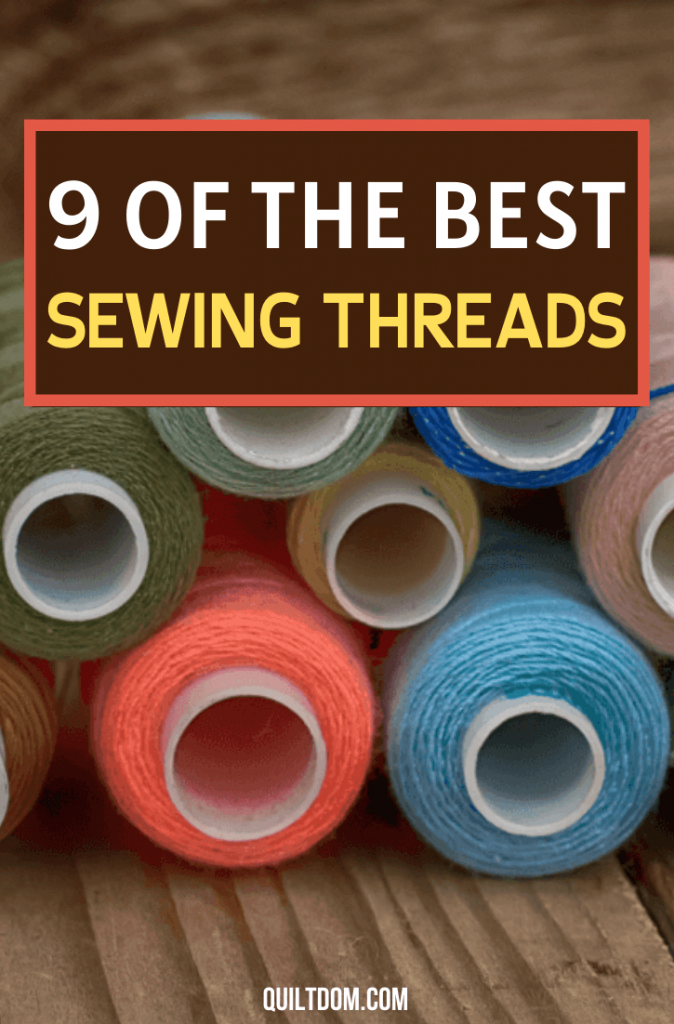 Looking for the best sewing thread you can use in your various fabric crafts? We have reviewed 9 threads available in the market for your reference. Read this post and see what you can use.