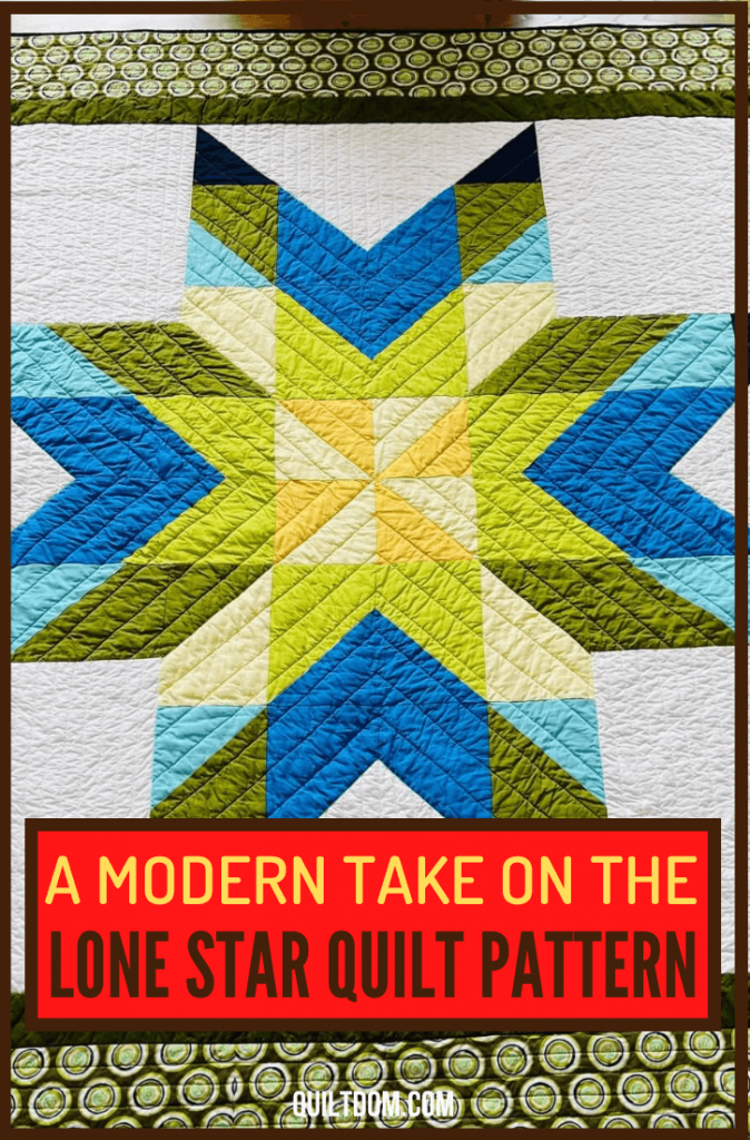 Are you getting bored with the traditional star quilt pattern? Learn how to give it a twist as you read on this post about modern lone star quilt patterns.